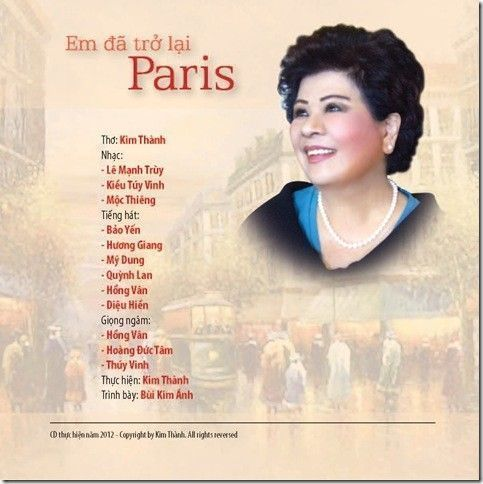 CD EM A TR LAI PARIS - TN THT PH S * TRANG 141